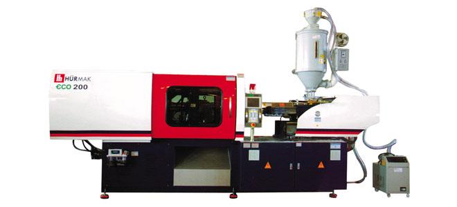 Eco 200 Plastik Enjeksiyon Makinesi