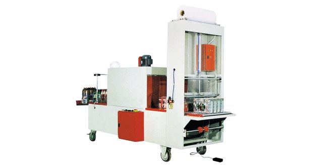 Dizayn Dış Ticaret Shrink Makinesi