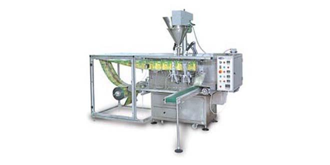 Favorit - 140 Tam Otomatik Yatay Toz Dolum Paketleme Makinası