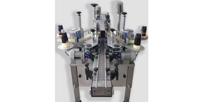 Enmak - Çift Taraflı Etiketleme Makinası